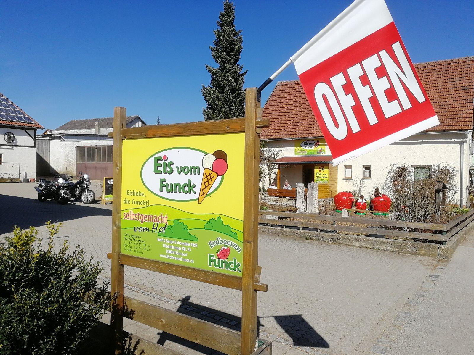 Funck - Eisladen Dörndorf
