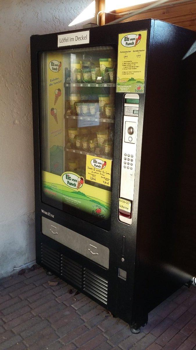 24 h Eisautomat - Dörndorf